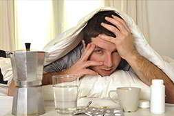 Алкозерокс снимает синдром похмелья