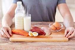 С Keto Eat&Fit Вы можете не ограничивать себе в количестве потребляемой еды