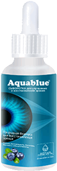 Капли Aquablue