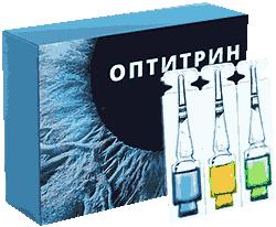Препарат Оптитрин мини версия.