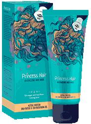 Маска Princess Hair мини версия.