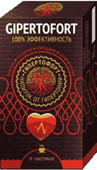 Препарат Гипертофорт.