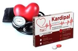 Препарат Кардипал корректирует давления и днем, и ночью.