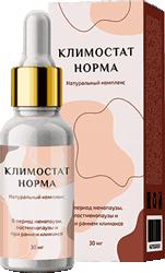 Препарат Климостат мини версия.