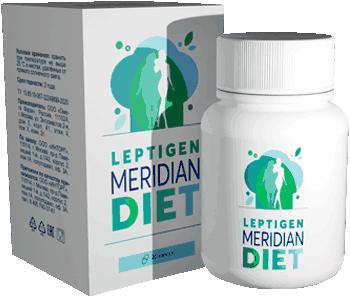 Препарат Leptigen Meridian Diet.
