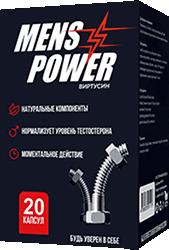 Препарат Mens Power мини версия.